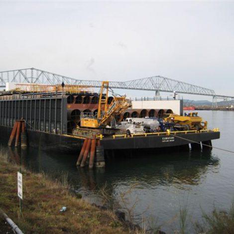 Barge Kamakani