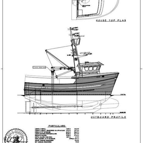 Fishing Vessel Delta Marine