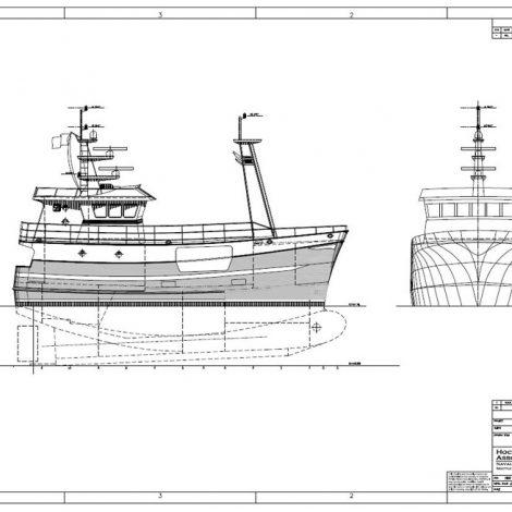 Longliner concept design