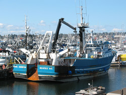 Royal American fishing vessel