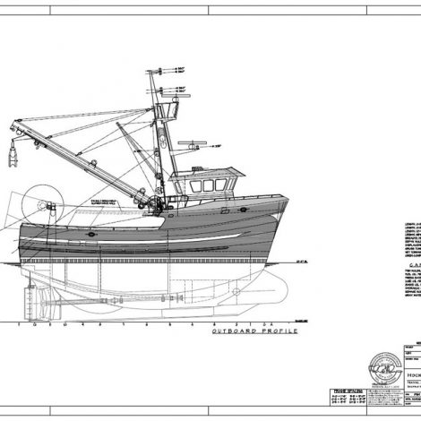 Fishing vessel concept Fred Wahl Marine