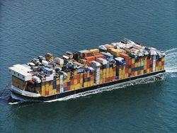 Barge Bering Trader