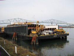 Barge Columbia