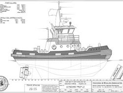 Tug-ship-handling