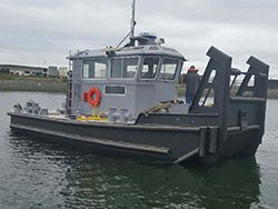 MILITARY Workboat Mudium Marine